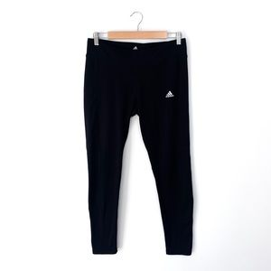 Adidas Climawarm Black Leggings
